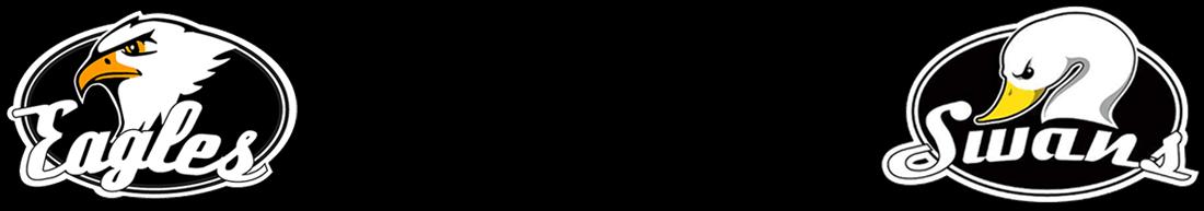 Turku Rugby Eagles Swans Logo