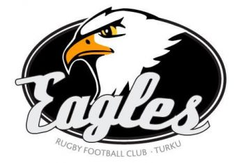 turku rugby eagles logo