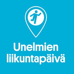 unelmien liikuntapäivä logo