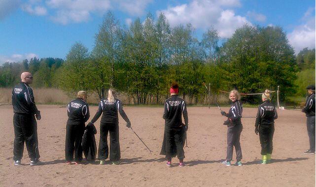 Turku Rugby siivoaa SiistiBiitsi -tapahtumassa 2015