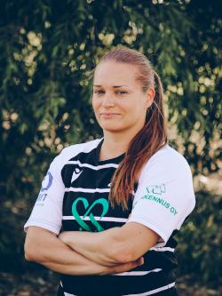 Anna-Maija Naakka : Fly half, Center