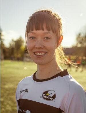 Johanna Eirola : Fullback, Wing