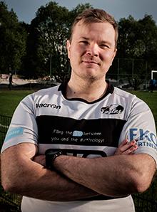 Kristian Saukkoriipi : Prop